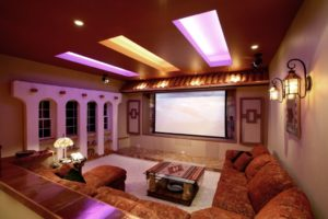 home-theater-night