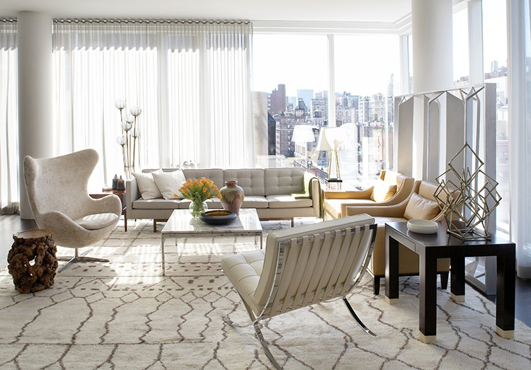 living-room-with-modern-furniture